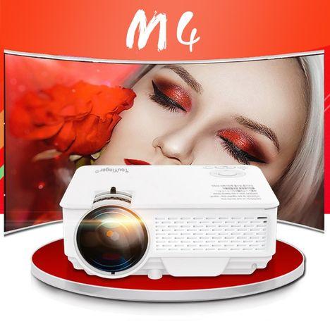 Новые проекторы M4A wifi разрешение HD 30000 часов, гарантия