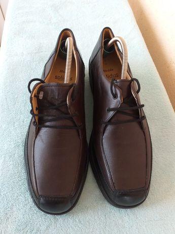 Pantofi noi piele Solidus nr 41 damă