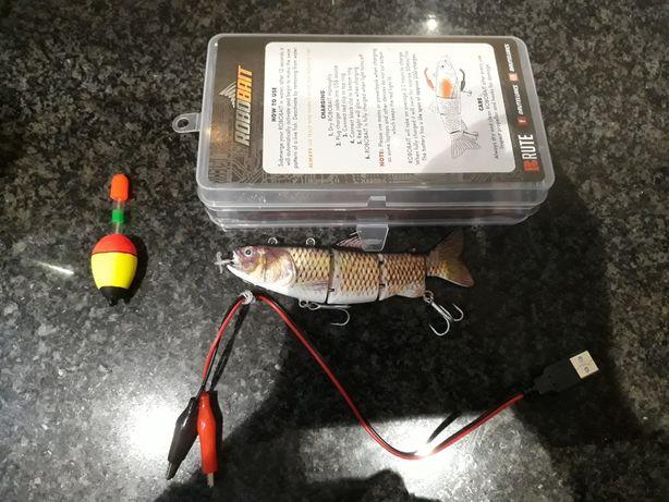 Vobler electric ,nada artificiala ,momeala rapitor , pestisor , stiuca