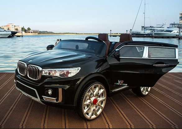 Двуместен акумулаторен джип BMW X7 A998