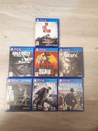 Vand jocuri PS 4