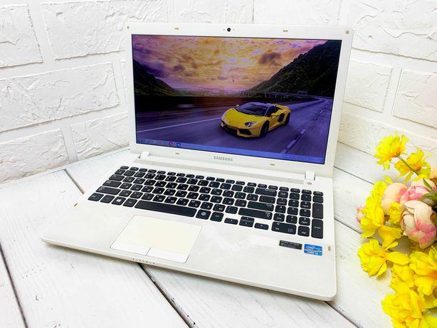 Мощный ноутбук SAMSUNG NP270. Core i3. HDD 750GB. ОЗУ 4GB. Гарантия