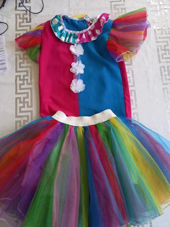 Продается костюм клоуна