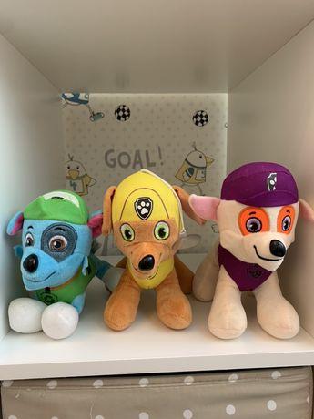 Мягкие игрушки (щенячий патруль, пони, китти) по 1000 тг оптом дешевле