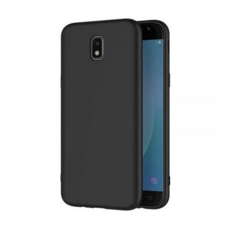 Husa Samsung Galaxy J3 2017, Elegance Luxury slim antisoc Black