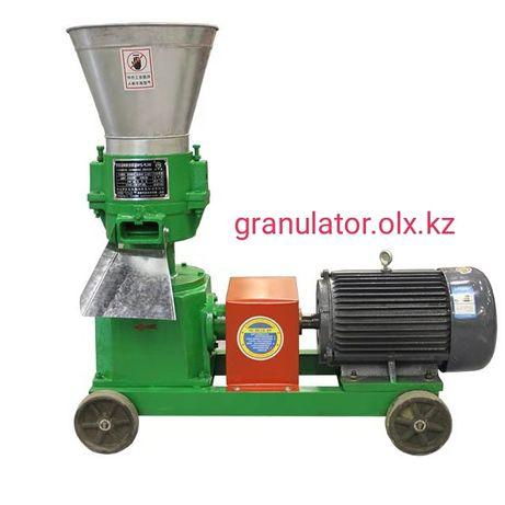 Гранулятор для производства корма животным (Завод, Оригинал, качество)