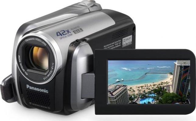 Camera video Panasonic SDR-H40