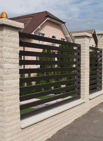 executam garduri orice model cu materialele noastre sau ale clientului