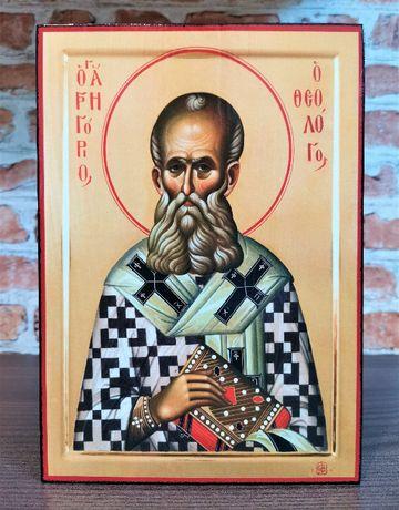 Икона на Свети Григорий ikona sveti grigorii