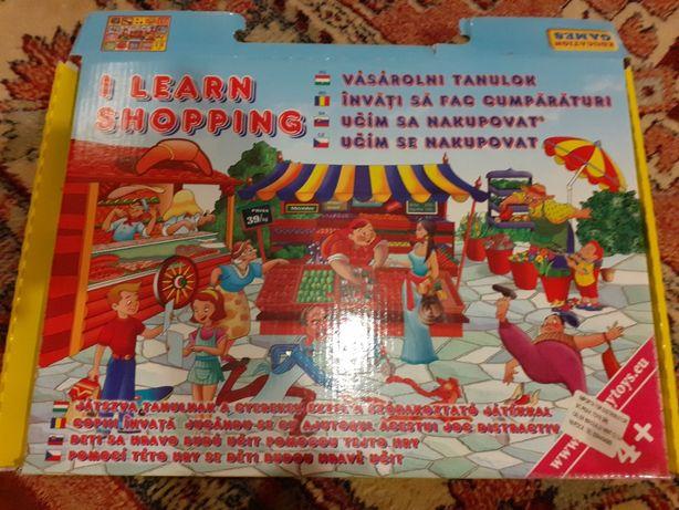 joc cumparaturi la magazin ptr invatarea numerelor