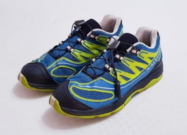 Semighete Salomon Xa Pro, încălțăminte outdoor, drumeție, alergare, 38
