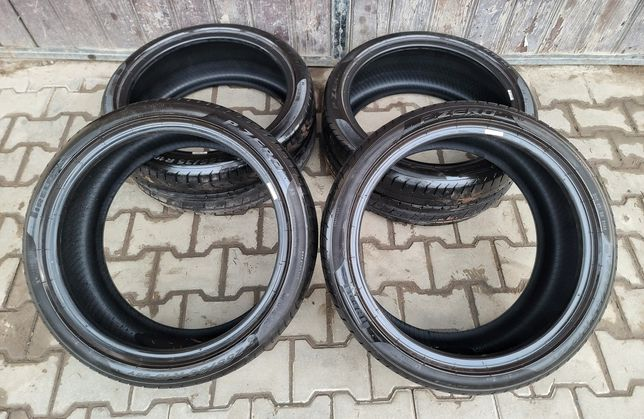 Set de 4Anvelope Vara Pirelli PZero 255 35 19 dot 2016