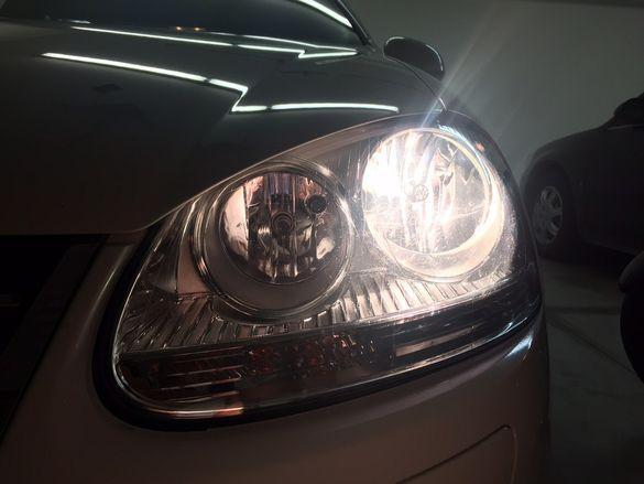 Активиране на фабрични дневни светлини на Vw, Audi, Skoda, Seat