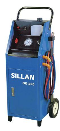 Электрическая установка для очистки топливной системы Sillan
