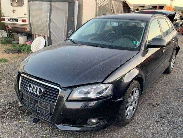 НА ЧАСТИ! Audi A3 Sportback 1.4 TFSI 125 кс. 7 ст. АВТОМАТИК CAX CAXC