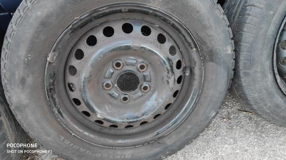 Резервна гума с джантa 5 .112.15 . патерица за Mercedes