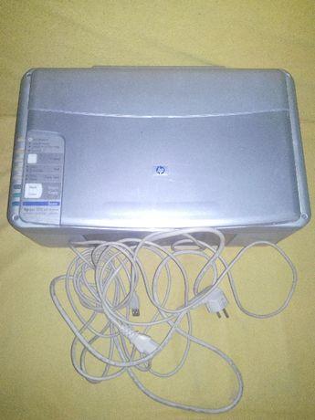 vand Imprimanta Scanner HP PSC 1215 all-in-one NU TRAGE FOILE