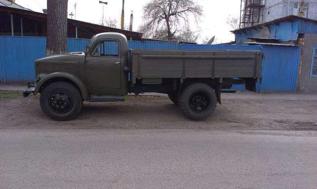 Грузовик ГАЗ 51 А 1961 г