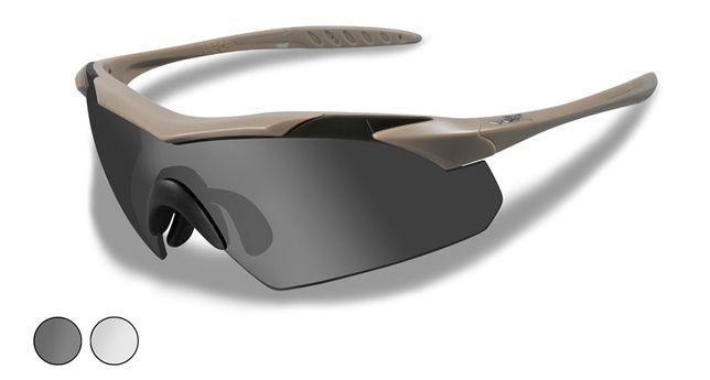 Ochelari tactici Wiley X Vapor 2 lentile de schimb