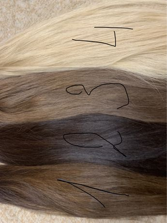 Натуральый Волосы для наращиваня