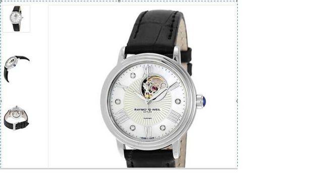 Продам швейцарские женские наручные часы с бриллиантами