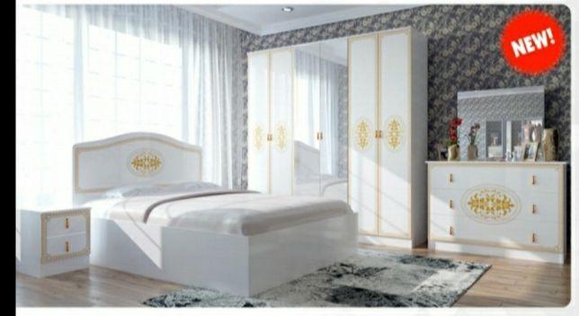 Спальный гарнитур Флоренция 6дв