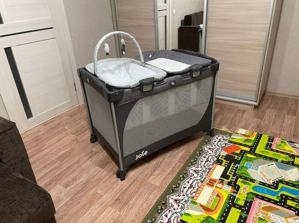 Детская кровать Joie 2в1