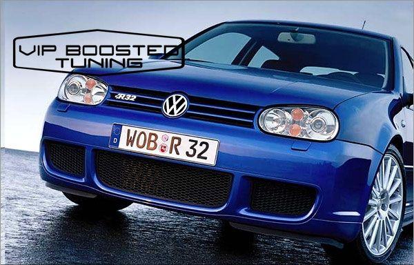 Spoiler Fata Volkswagen Golf 4 IV (1997-2004) R32 Look