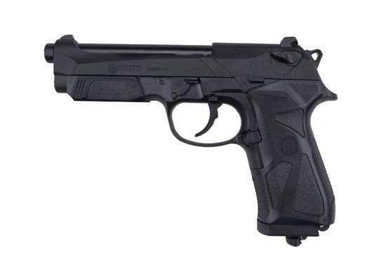 Pistol Airsoft Beretta 90TWO Co2 Metall Slide GNBB + co2 + bile