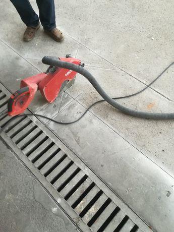 Диамантено безпрахово рязане на стени и подове от бетон, стоманобетон,