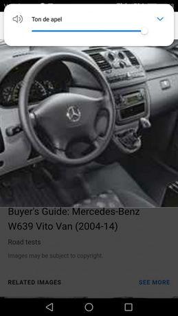 Planșe bord Mercedes vito w639 2008