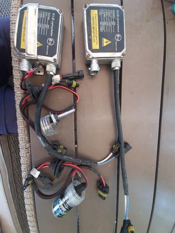 Instalatie xenon auto