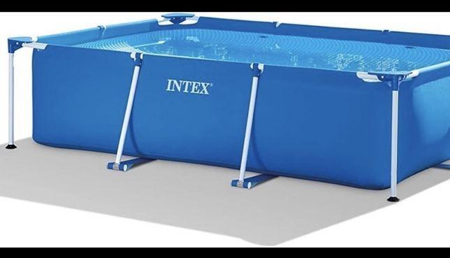 Каркасный Бассейн Intex Купить