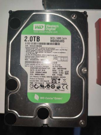 HDD Western Digital WD20EARS 2TB