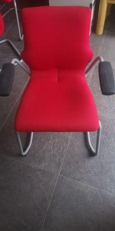 scaun tapitat birou sala conferinta training Interstuhl