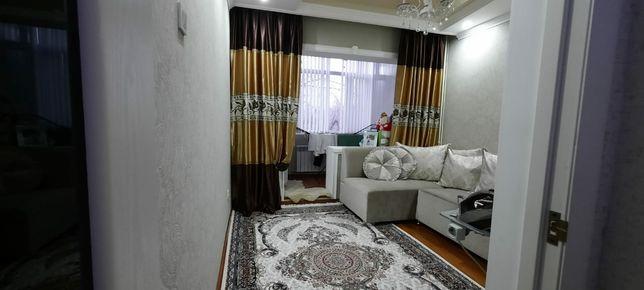 Продаётся шикарная 4-х комнатная квартира в 10 мкр(Аса)