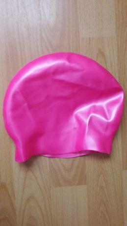 Casca inot silicon copii roz