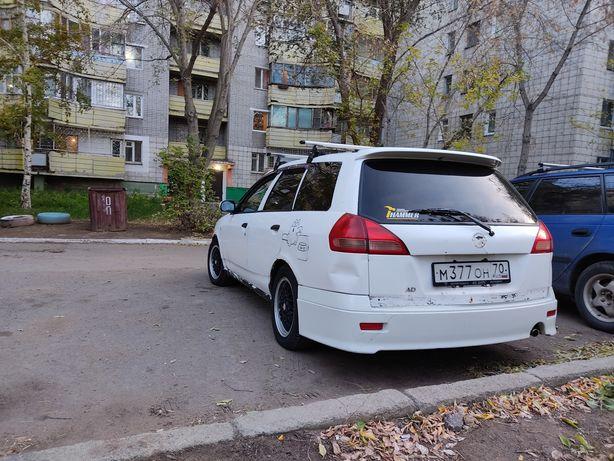Nissan AD 2001г 1.5 бензин механика
