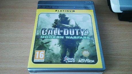 Joc Call of Duty 4 modern warfare PS2 nou