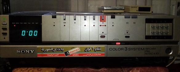 Sony betamax sl-t7me