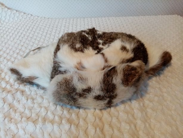 Caciula din blana naturala de iepure
