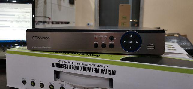 Видеорегистратор 16 канальный гибридный до 4 мп