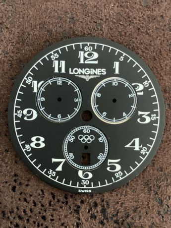 Cadran ceas Longines Olympic Collection L2.649.4, 37 mm