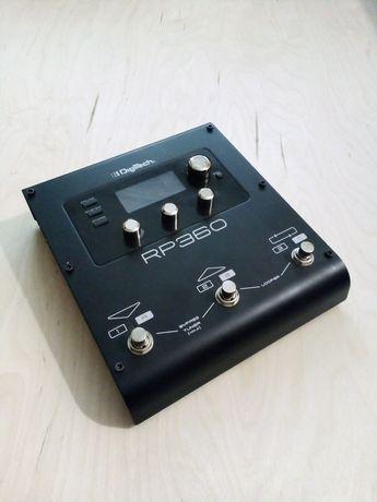 Процессор гитарный digitech rp360
