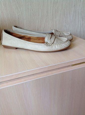 Туфли, Макасы