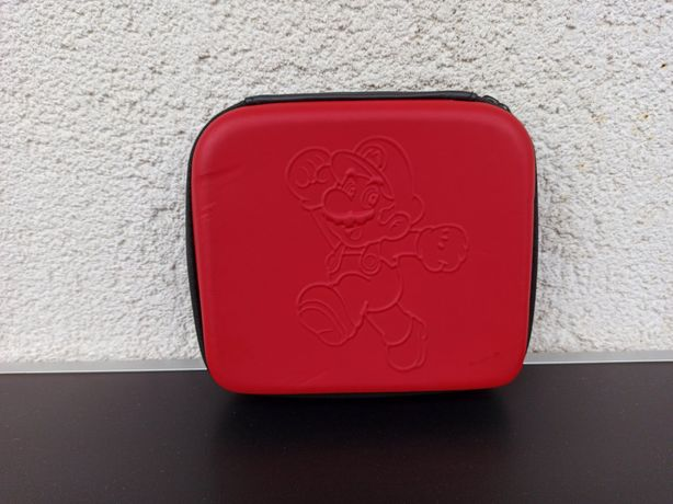 geanta transport super mario Nintendo protecție travel case husa