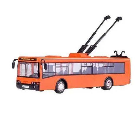 Троллейбус игрушка