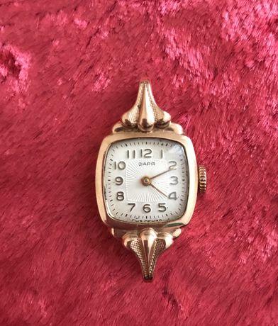 Золотые часы женские Срочно
