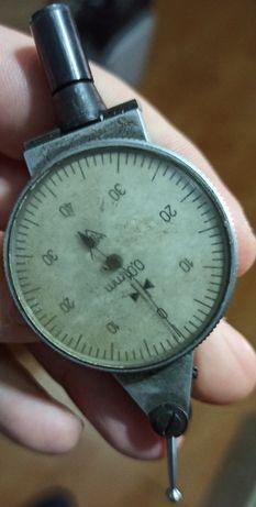 Ceas comparator Pupitast 0.01 mm/div