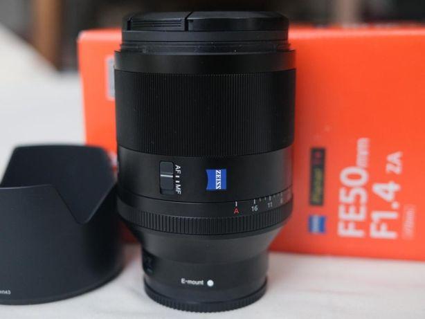 Sony 50mm F1.4 Planar T* Obiectiv Sony FE